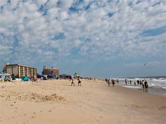 Atlantic Ocean and Beach