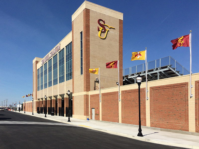 Salisbury University Athletic Facilities