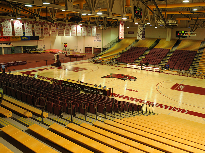 UMES William P. Hytche Athletic Center