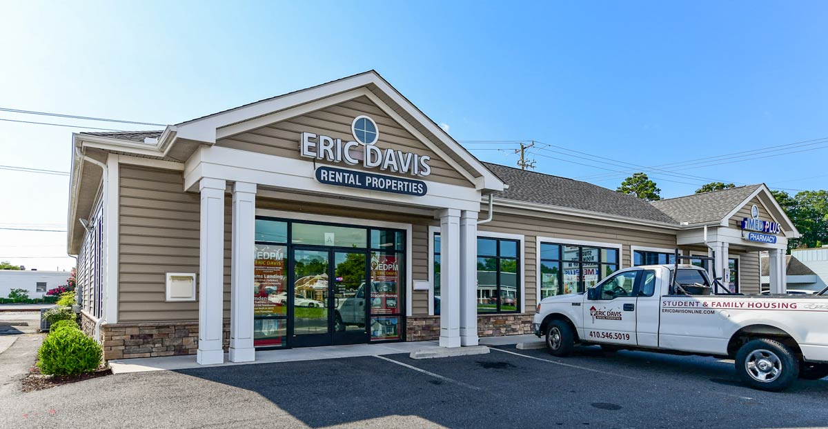 Eric Davis Rental Properties Office