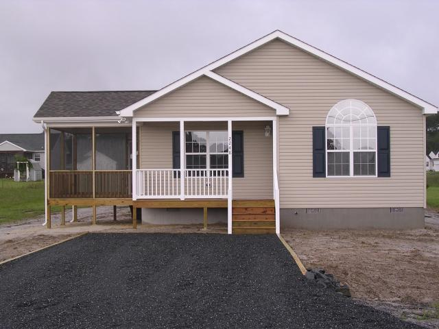 The Ensign new model by Grace Construction- Captains Cove VA-Ocean City MD