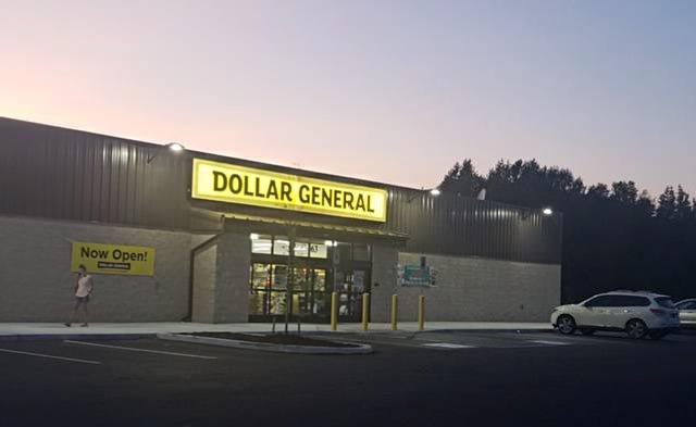 Dollar General - East New Market