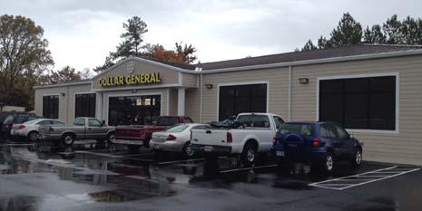 Dollar General - Rock Hall, MD