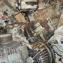 alternator / starter recycling houston tx