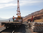Erosion Control for the rail industry