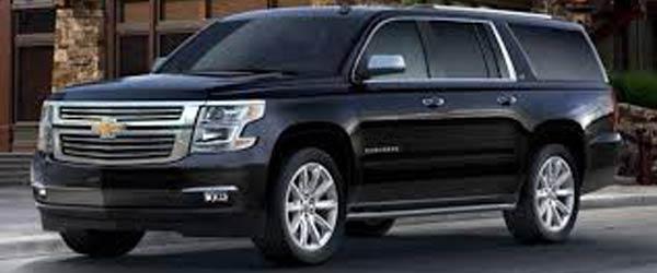 Chevrolet Surburban SUV