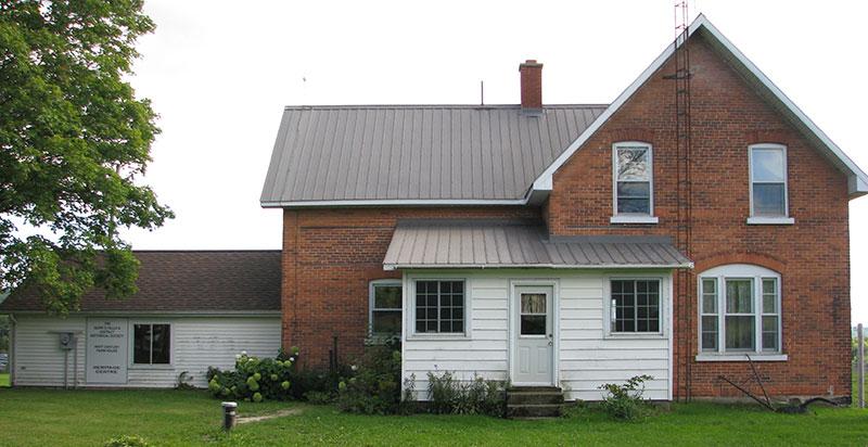 Watt Century Farm House