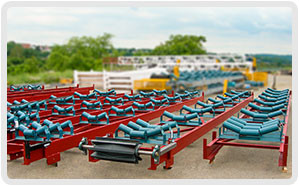 Channel Frame Conveyors | Smalis Conveyors