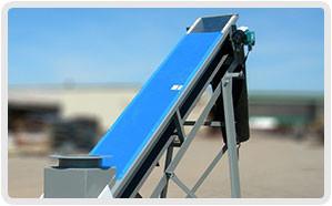 Slider Bed Conveyor | Smalis Conveyors