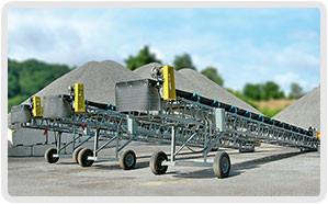 Transfer Conveyor / Grasshopper Conveyor