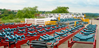 4 - Channel Frame Conveyors