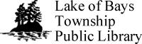 Lake of Bays Township Libraries Logo