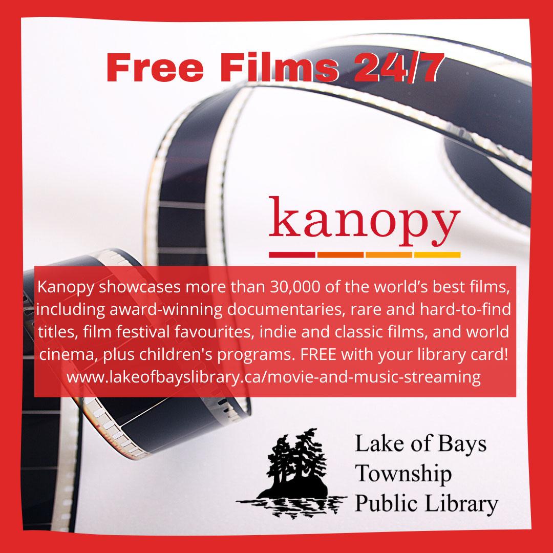 Kanopy Movie & Documentary Streaming