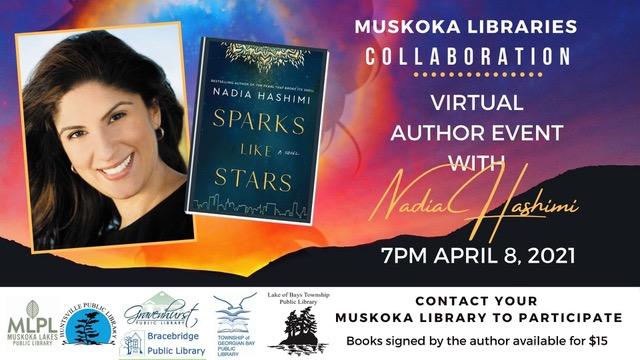 Virtual Event with Nadia Hashimi