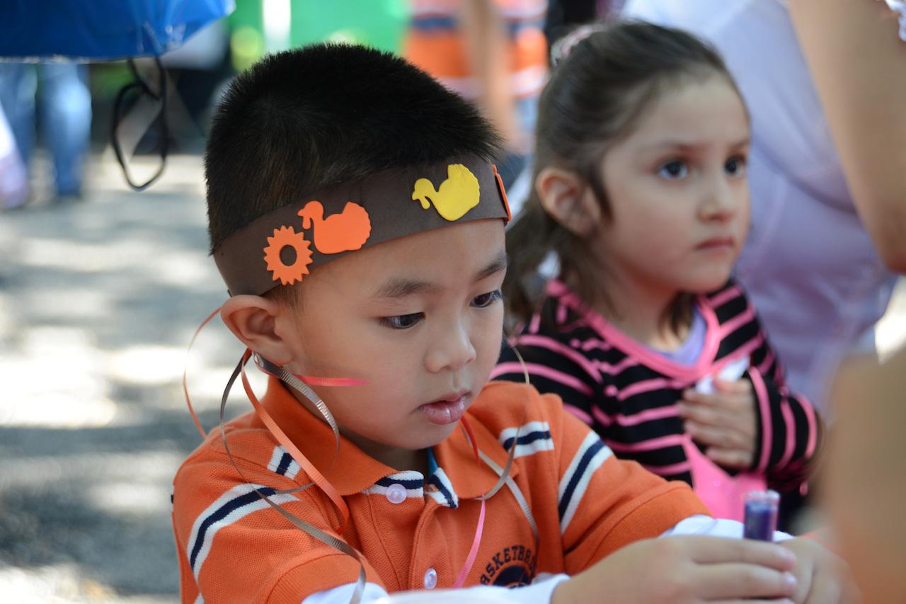 Boy at KDC Carnival