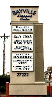 Bayville Shopping Center near Fenwick Island, DE