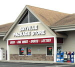 Bayville Package Store, Bayville Shoppping Center near Fenwick Island, Delaware