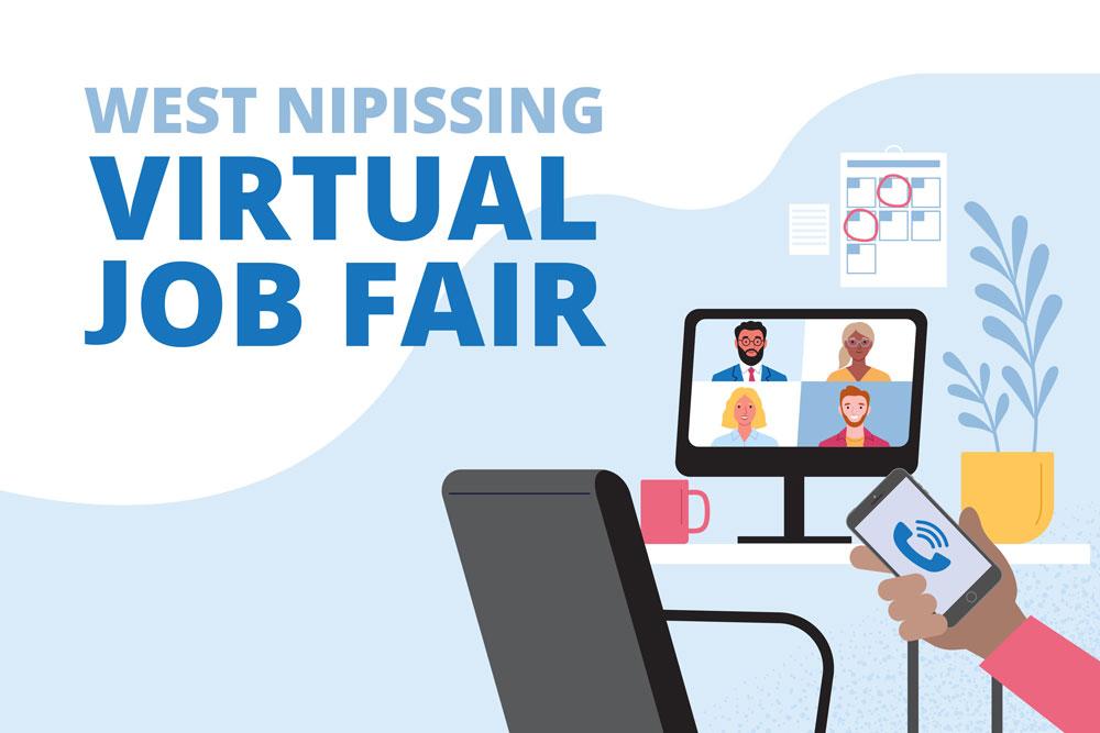 West Nipissing Virtual Job Fair