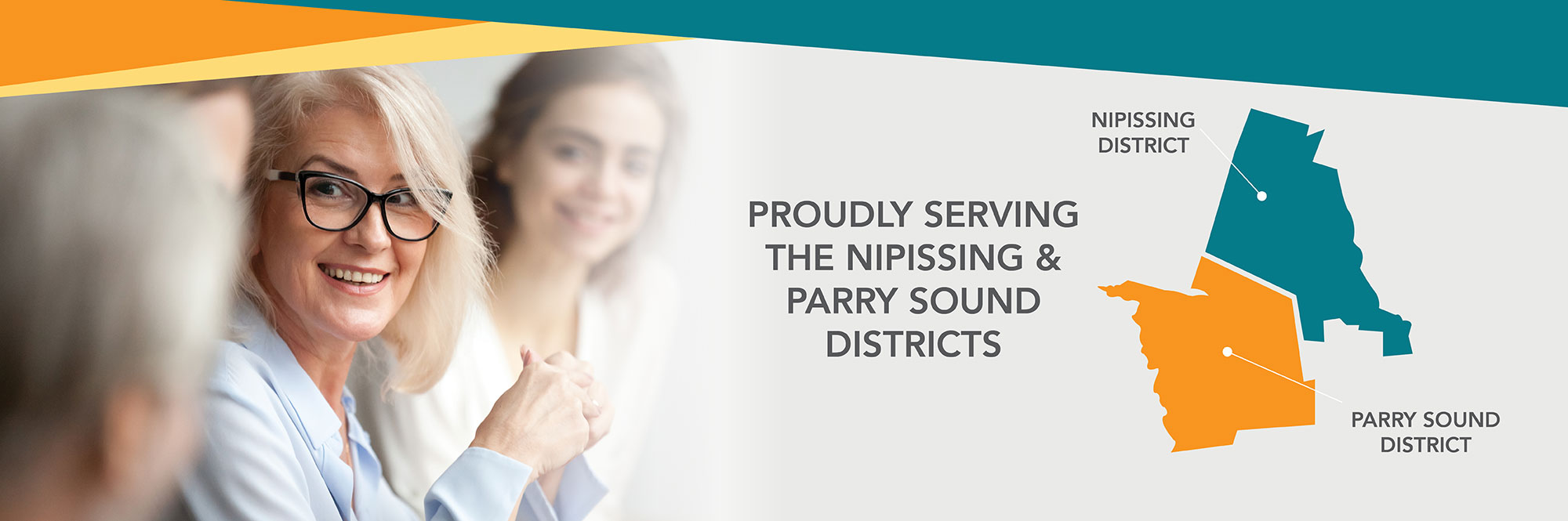 Proudly Serving Nipissing and Parry Sound Districts