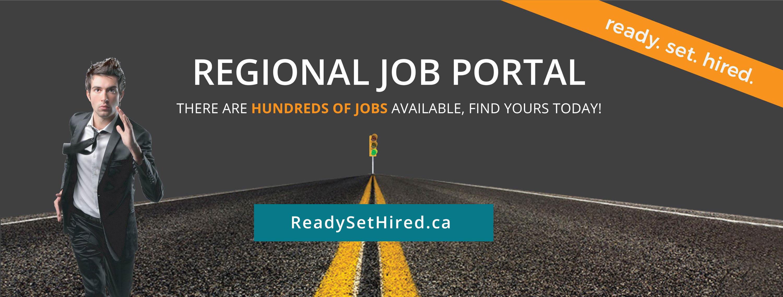 Ready Set Hired Employment Portal