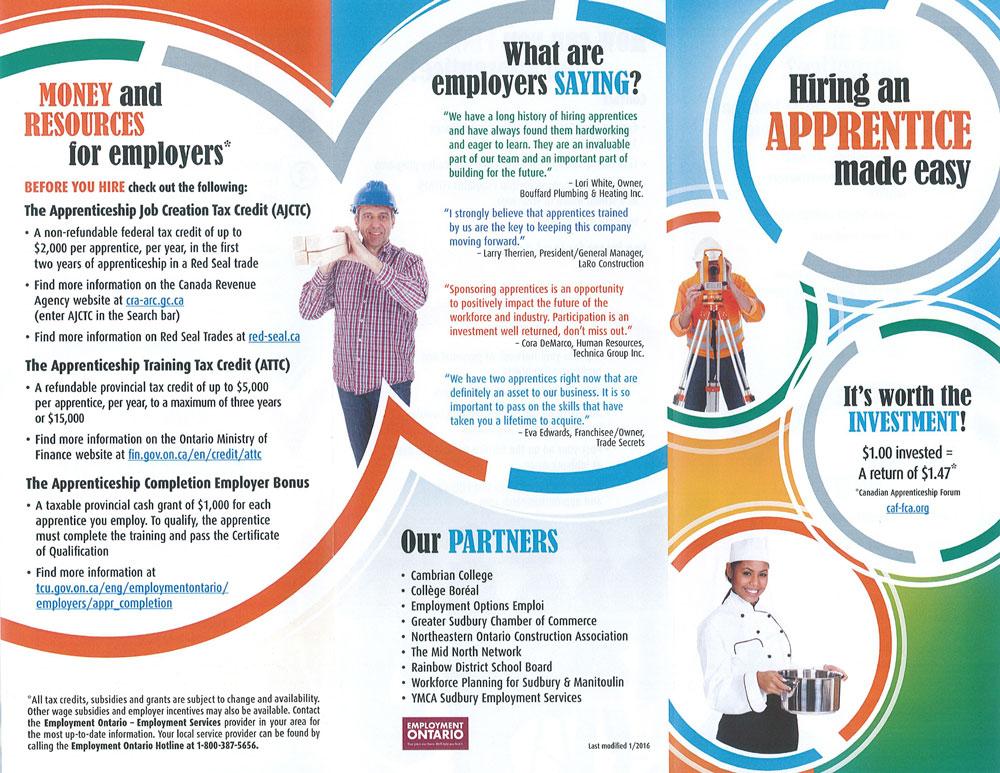 Hiring an Apprenticeship
