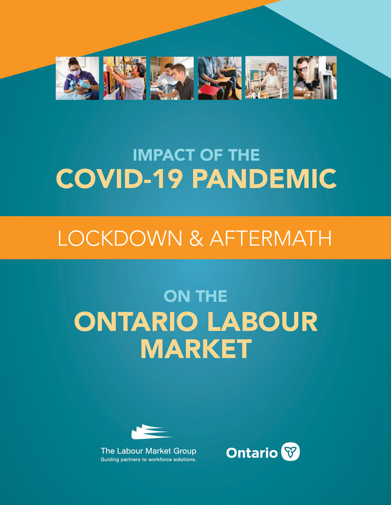 Impact of COVID19 on Ontario Labour Market