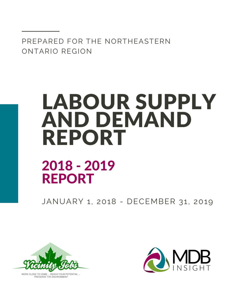 Labour Supply and Demand report