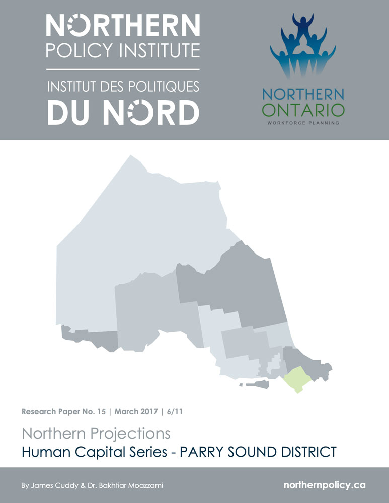 Northern Projections Parry Sound