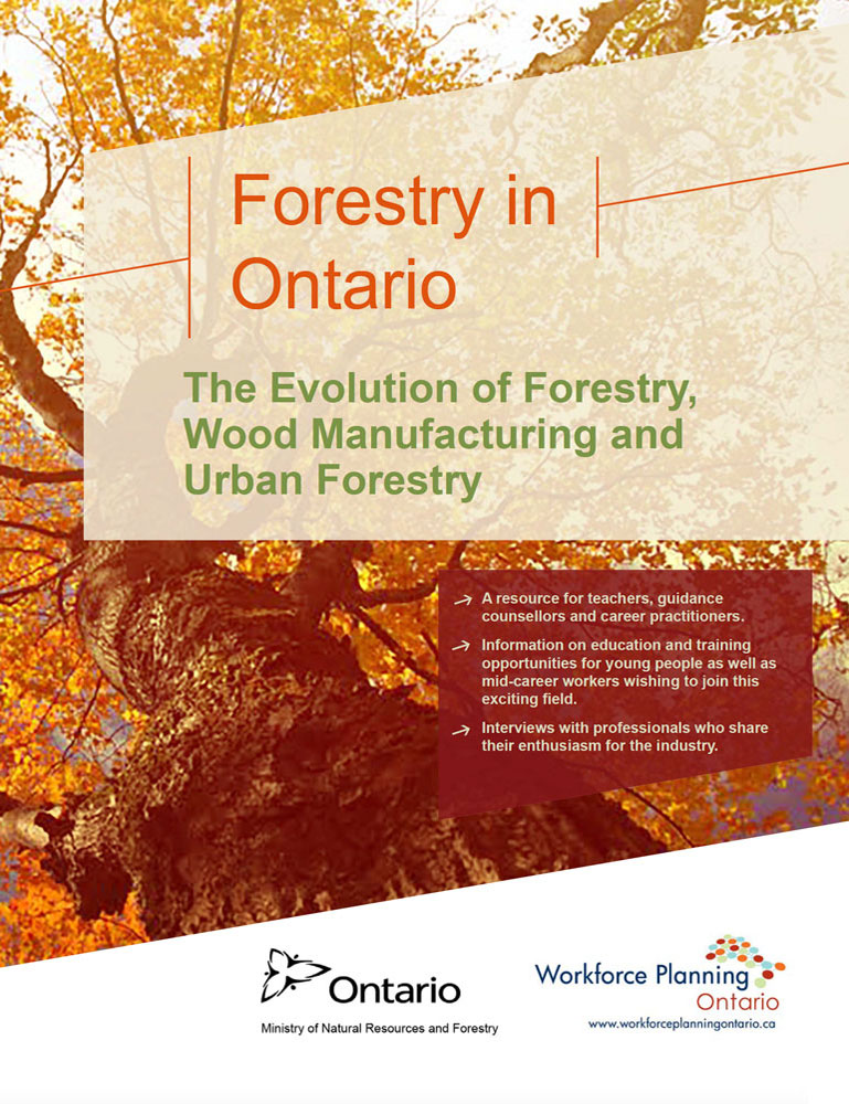 Forestry in Ontario – The Evolution Report