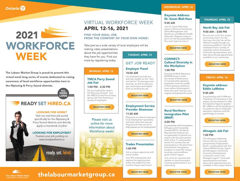 Workforce Week 2021