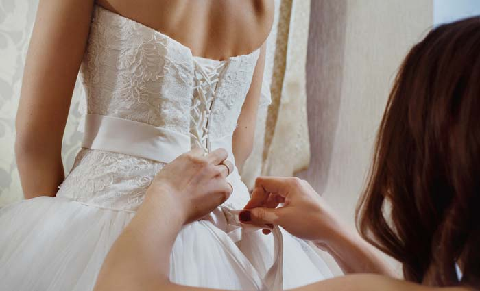 Professional Dress Fitting