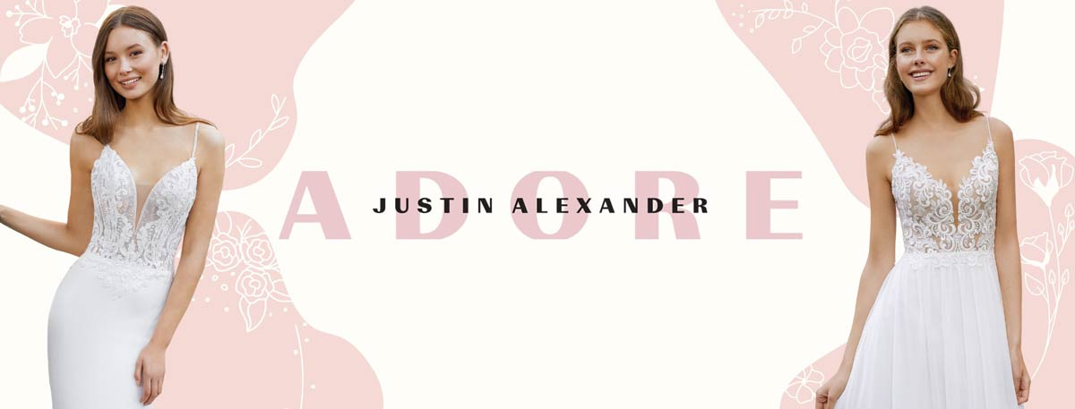 Adore by Justin Alexander banner