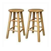 Wooden Bar Stools rentals