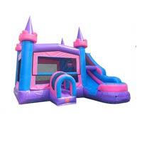 Pink Castle Combo (wet/dry) rentals