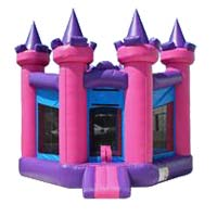 Pink Castle (15 x 15) rentals
