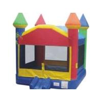 Rainbow Castle (15 x 15) rentals