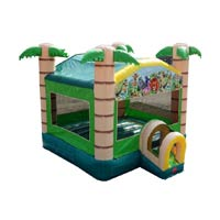 Tropical Bounce (15'x 15') rentals