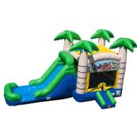 Tropical Slide Combo (wet/dry) rentals