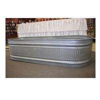"Galvanized Drink Tub (91"" x 33"" x 23"") rentals"