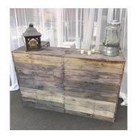 Wood Bar rentals
