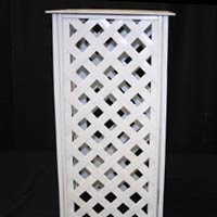 30' Pedestal Latice rentals