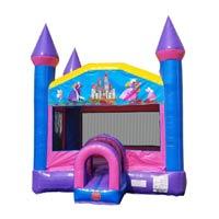 Princess Castle (15 x 15) rentals