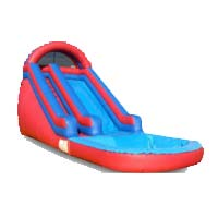 Water Slide Red/Blue rentals