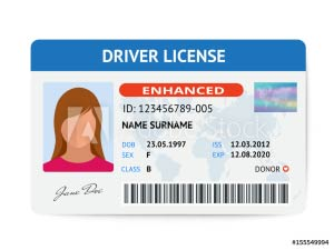 Real ID illustration