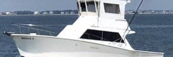 Skipjack II charter boat