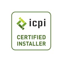 ICPI Certified Installer logo