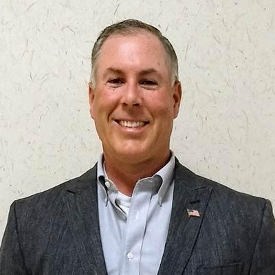 Vice President Chris Brasure