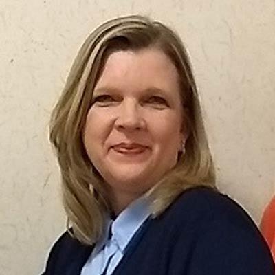 Office Manager Lisa Bragg