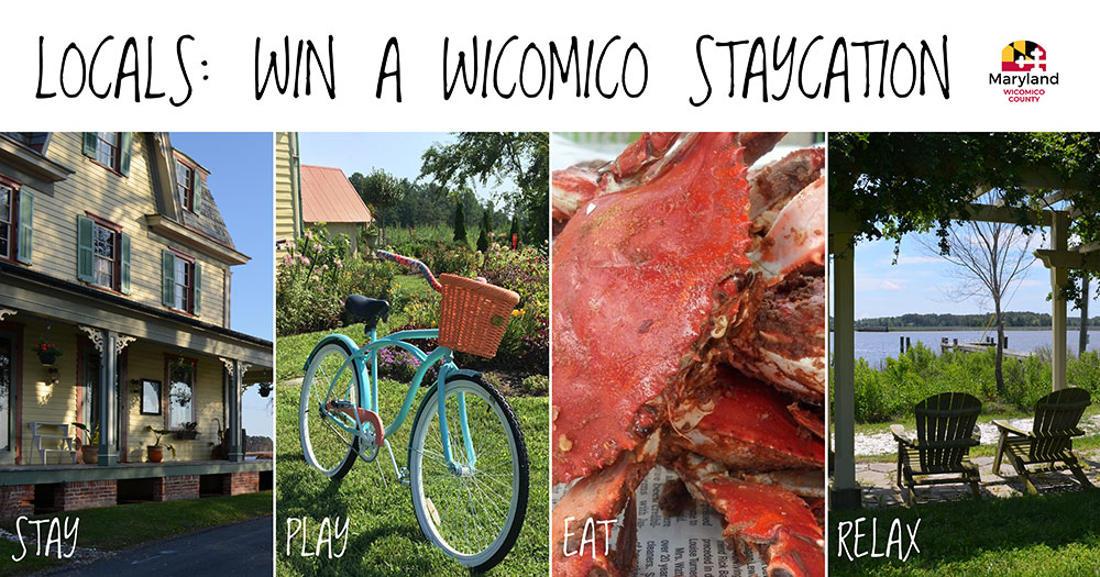 Locals: Enter to win a Wicomico County staycation