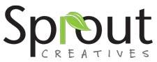 Sprout Creatives logo circa 2008